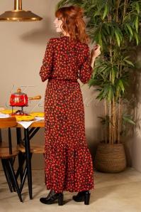 La Petit Francaise 30271 Robe Reusitte Floral Dress 20190913 052W