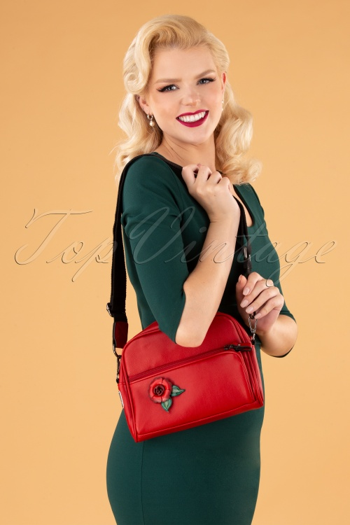 Urban Hippies 31976 Risky Red Daily Bag20190912 004 W