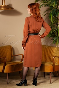 La Petit Francaise 30273 Robe Raison in Orange 20190913 084 W