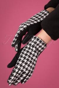Darling Divine 31347 Gloves Black White 20190912 001W