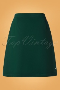 4FF 31794 Skirt Green 190918 0006W
