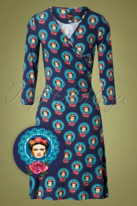 Tante Betsy 29170 Dress Tango Blue 180919 0002Z