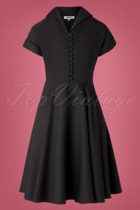 Belsira 32220 Swingdress Black 09192019 003W