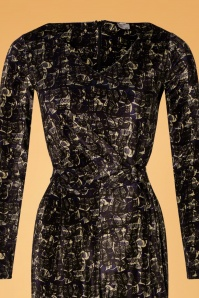 Wow to Go 30010 Jumpsuit Tanzania Swan Navy 180919 0003V