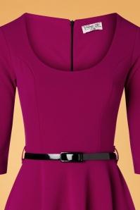 Vintage Chic 31428 Swingdress Pink 09192019 002V