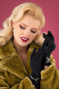 Darling Divine 31348 Gloves Black 09122019 002W