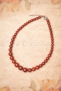 Collectif 32102 Nathalie Beads Rust Orange 20190715 003