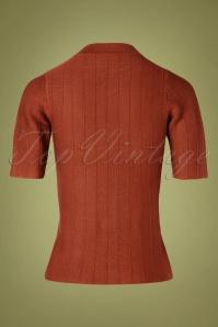 Md'M 29716 Sweater Red Orange 20190920 008W