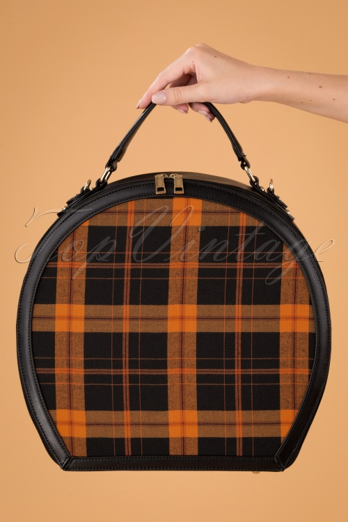 Collectif Clothing 30398 Alexandra Bag Orange 20190912 004 W