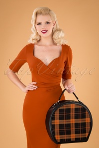 Collectif Clothing 30398 Alexandra Bag Orange 20190912 001 W