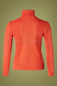 Mademoiselle YeYe 29596 Let's Roll Knit Red20190920 005W