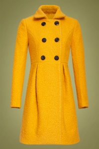 Smashed Lemon 30221 Coat in Mustard 20190916 021LW