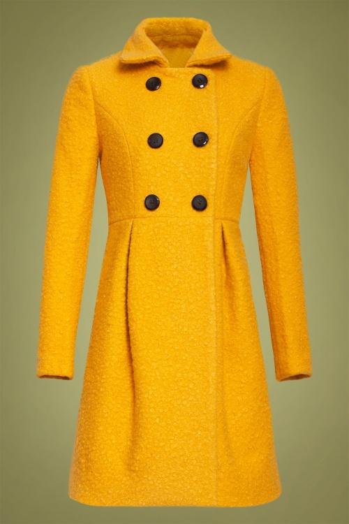 Smashed Lemon 30221 Coat in Mustard 20190916 021LW