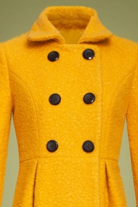 Smashed Lemon 30221 Coat in Mustard 20190916 021LV