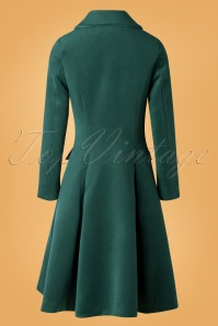Hearts Roses 31114 Coat Green 09252019 005W