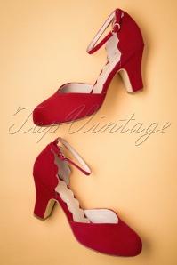 Miss L Fire 29970 Layla Pump Red20190923 022 W