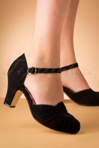 Miss L fire 29960 Amber High Heel Black20190924 011 W
