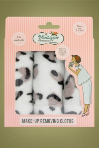 Make-Up Cloths in Leopard