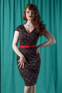 La Veintinueve 29942 Irene Dress in Hollynuts 20190923 020L