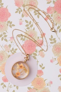 Louche 30058 Necklace Adina Glas Flowers 09232019 006 W