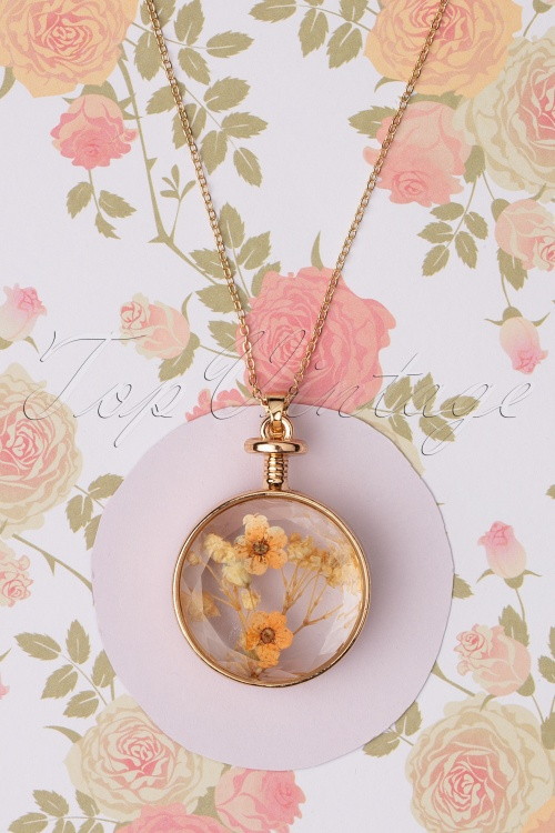 Louche 30058 Necklace Adina Glas Flowers 09232019 002 W