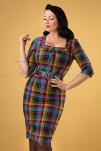Vixen 30889 50's Camilla Dress 4779W