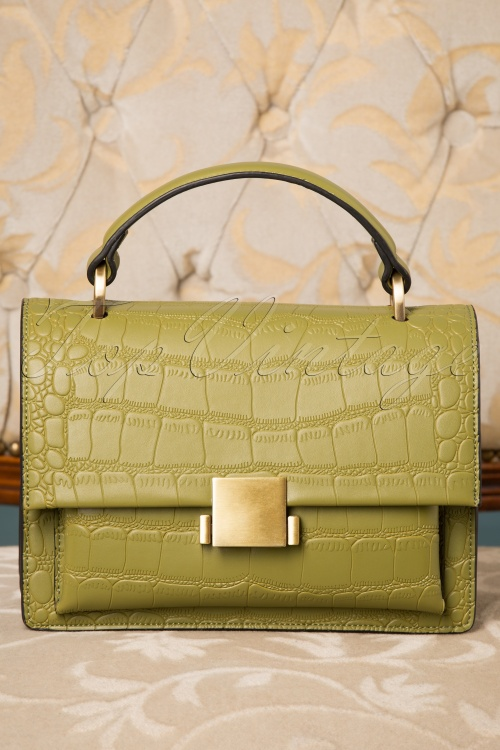 Banned 29235 Handbag Green Coroco 090519 0038w