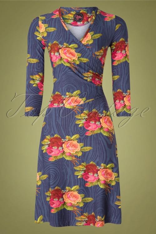 Tante Betsy 29190 Dress Tango Blue20191001 003 W