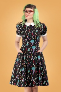 Collectif 29854 peta in wonderland swing dress 20190415 020LW