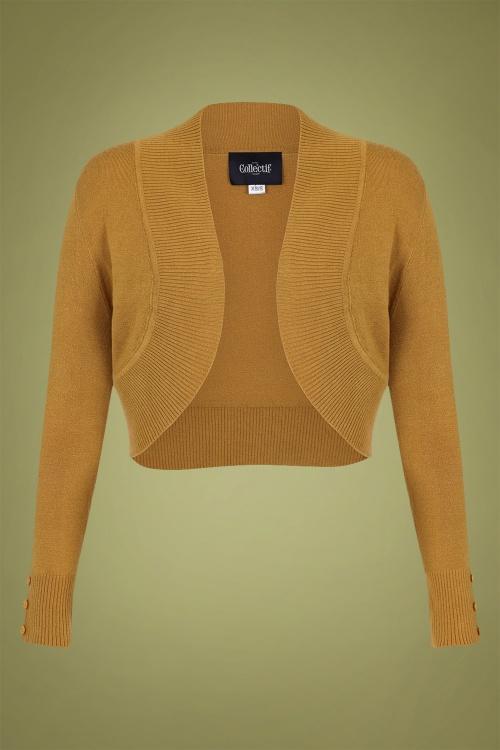 Collectif 31218 Jean Bolero in Mustard 20190927 021LW