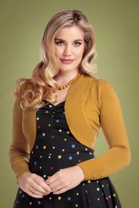 Collectif 31218 Jean Bolero in Mustard 20190927 020LW
