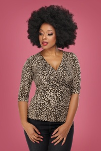 Collectif 29827 Poppy Leopard T shirt 20190430 025