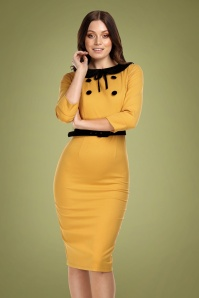 Collectif 29864 christine pencil dress 20190415 020LW
