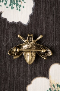 Lovely  31377 Crystal Bug Broche20190930 006 W