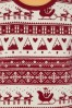 Banned 30630 Holly Jumper in Red and White 20190516 007W