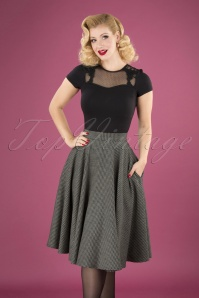 Sheen Grey Sophie skirt 122 14 27616 20181025 040MW