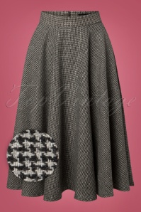 Sheen Grey Sophie skirt 122 14 27616 20181025 004W1