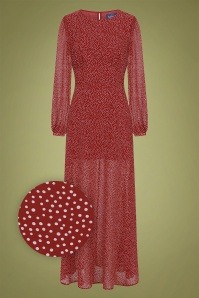 Collectif 29938 mariana polka maxi dress 20190415 021lZ