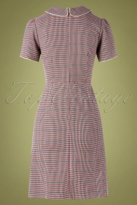 Very Cherry 30000 Pan Collar Dress Chester 20190605 008W