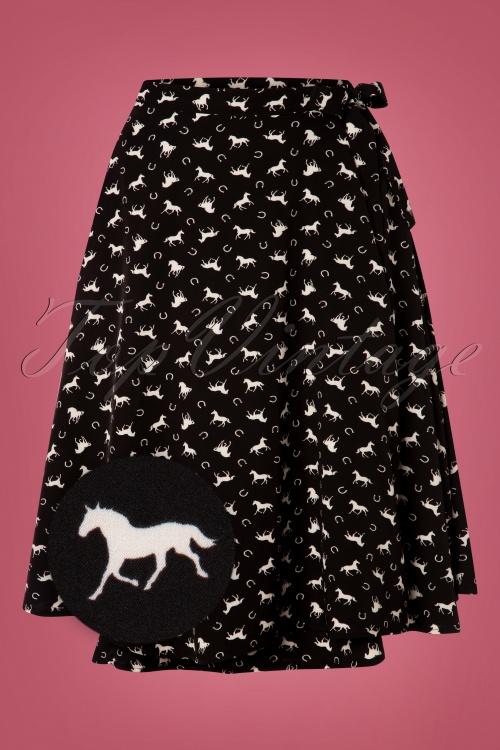 Banned 30595 Wild Horses Skirt 20191007 002Z