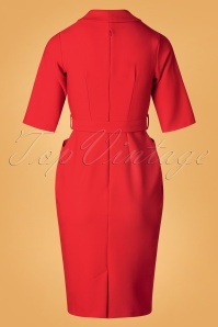 Closet 32041 Red Dress 20190923 007W