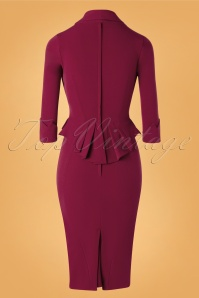 Miss Candyfloss 31041 Pencildress Raspberry 10102019 006 W