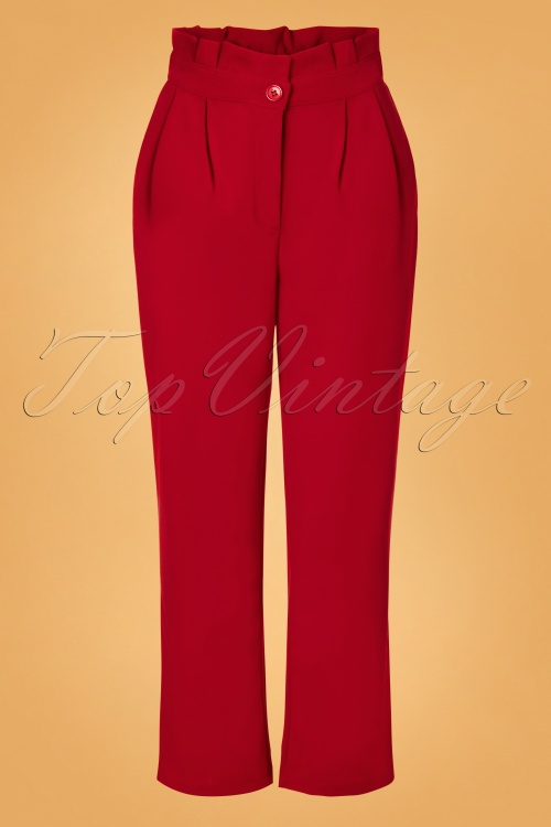 Compania Fantastica 30319 Red Pantalon 20191014 0004 W