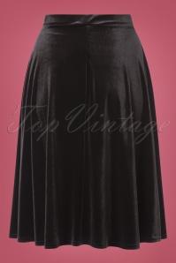Vintage Chic 31529 Velvet Bow Skirt 20191014 0007 copyW