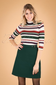 4FF 31794 Skirt Green 190918 040M W
