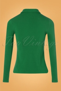 Wow To Go! 30005 Isy Green Blouse 20191021 0007 W