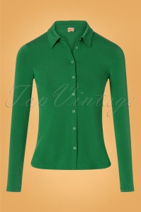 Wow To Go! 30005 Isy Green Blouse 20191021 0003 W