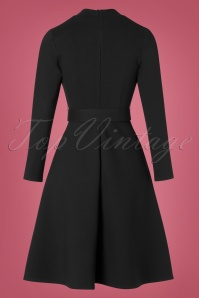 Katakomb 32358 Swingdress Black 10212019 003W