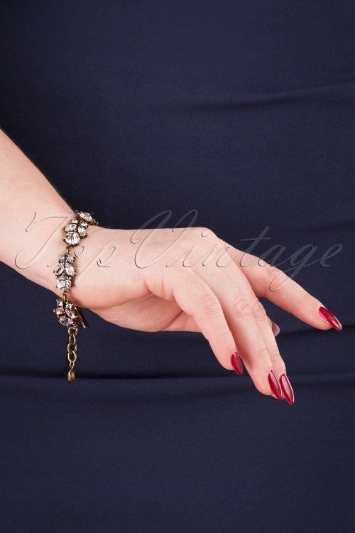 Lovely 31380 Antique Bracelet 040M W