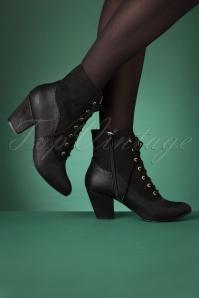 Bait Footwear 31229 Haku Ankie Boot Black 20191015 011 W